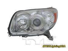 TYC NSF Left Side Halogen Headlight Lamp for Toyota 4Runner Sport 2006-2009