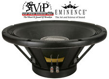 "Eminence Kilomax Pro-18A Pro 18"" DJ/Club Subwoofer 2500W 8-Ohm Bass Speaker NEW"