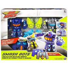 Air Hogs Smash Bots Radio Remote Control Robot Battle Ages 8+ New Toy Fight Boys