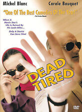 Dead Tired (DVD, 2003) Brand New, Sealed, RARE!