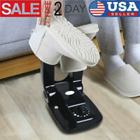 Shoes Dryer Boot Portable Folding Shoes Warmer Electric Heat With Timer US Stock