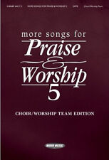 More Praise & Worship 5 - Piano/Vocal/Guitar Songbook 080689321184