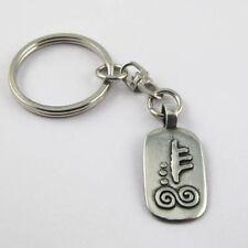 - January- Alder symbol Irish Pewter Celtic Astrology Keyring