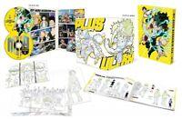 New Boku no My Hero Academia 3rd Vol.1 Limited Edition Blu-ray CD Booklet Japan