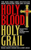 HOLY BLOOD HOLY GRAIL by Michael Baigent FREE SHIPPING paperback book religion
