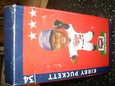 Minnesota Twins Legends of the Dome KIRBY PUCKETT Bobblehead with box