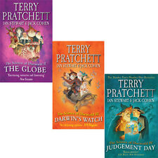 Terry Prachett 3 Books Collection The Science of Discworld IV,Science of Discwor