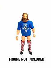 WWE Daniel Bryan 'Yes Is Back' Custom Shirt For Mattel Figures.