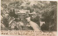 .RARE EARLY 1900'S JENOLAN NSW POSTCARD