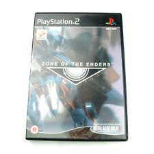 Zone of the Enders - PlayStation 2 PS2 PAL *Complete*