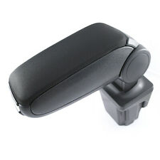 Sliding Armrest For Seat Leon 1P1 2005 - 2012 Centre Console Box Black Hatchback