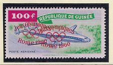 Guinea Scott# C24 Doppia Sovrastampa Cambio Nuovo senza Linguella