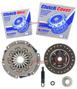 EXEDY CLUTCH KIT FOR 81-89 DODGE D50 RAM 50 83-89 MITSUBISHI MIGHTY MAX 2.0L