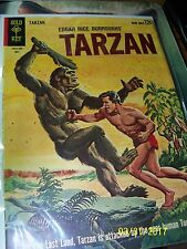 Tarzan Comic Book #135, Gold Key Comics 1963 VERY GOOD CONDITION