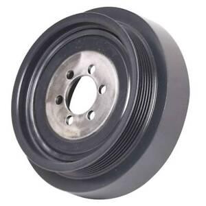 BAPMIC Crankshaft Belt Pulley for BMW E90 E91 E92 E93 E60 E83 E89 11237546108
