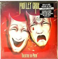 Motley Crue Theater of Pain [Latest Pressing] 180g Sealed LP Vinyl Record Album