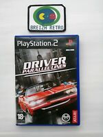 😍JEU SONY PLAYSTATION 2 PS2 DRIVER PARALLEL LINES COMPLET NOTICE PAL FR 😍