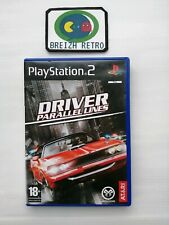 😍JEU SONY PLAYSTATION 2 PS2 DRIVER PARALLEL LINES COMPLET NOTICE PAL FR TTB😍