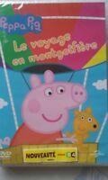 PEPPA PIG ET LE VOYAGE EN MONGOLFIERE - DVD