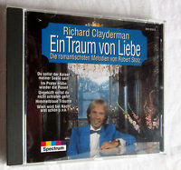 CD - Ein Traum von Liebe - RICHARD CLAYDERMAN