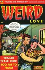 Weird Love #4 VF/NM; IDW   save on shipping - details inside