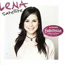 CD Single EUROVISION 2010 Allemagne : Lena MEYER-LANDRUT Satellite 2-track CARD