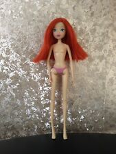 Winx Club Bloom Doll 2012 Redhead 12 Inch