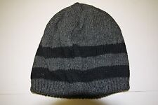 Woolrich Men's Elk River Beanie Charcoal Heather Cap Brand New one size (995)