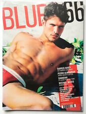 SEALED COPY. BLUE Issue 66 Jan 2007. Pedro Almodovar, Dolph Lundgren.