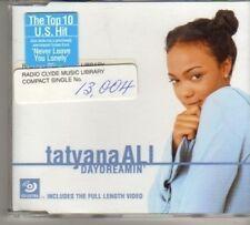 (BO384) Tatyana Ali, Daydreamin' - 1998 CD