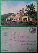 Passo della Cisa - Santuario degli sportivi di tutto il mondo 1968