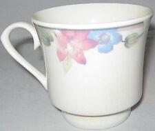 Avantiage Floral  fine Porcelain China Coffee/Tea cup