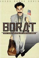 BRAND NEW DVD Borat Sacha Baron Cohen