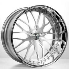 "4ea 19"" Staggered AC Forged Wheels Rims 313 Satin 3 pcs (S1)"