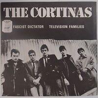 "CORTINAS: Fascist Dictator ORIG '77 Step Forward PUNK 7"" Original Vinyl NM!"