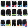 Gel Padded Cycling Shorts for Men Compression Bike Bicycle Biking Shorts Tight