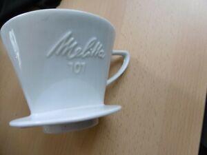 Melitta 101 Kaffeefilter Porzellan