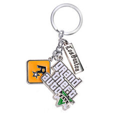 1pc Hot Game Keychain Grand Theft Auto 5 Key Ring Metal Keychain Holder Jewelry