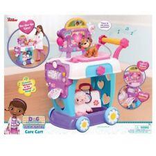 Disney Jr Doc McStuffins Toy Hospital Care Cart Light and Sound NEW