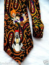 Droopy Collectible Necktie Hanna-Barbera