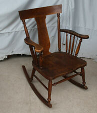 Tremendous Rocking Chairs Antique Chairs 1900 1950 For Sale Ebay Machost Co Dining Chair Design Ideas Machostcouk