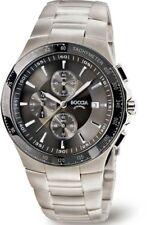 Boccia Titanium 3773-01 Titan Herren Uhr Chronograph Armbanduhr Uhr Chrono Men