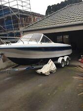 Bonito sports tourer fishing boat  115 Yamaha 4 stroke EFI