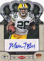MARC TYLER RC 2012 CROWN ROYALE ROOKIE SIGNATURES #60 AUTO #145/245 FB5185