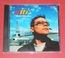 atb - Movin' melodies -- CD / Pop