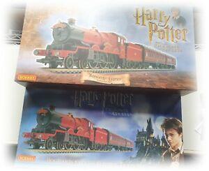 Harry Potter Hogwarts - Express Train Set (Hornby)