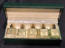 Caswell Massey Cologne 250 Anniversary Set Jockey Club Number Six Newport Minis