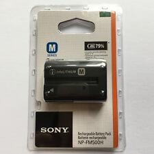 NP-FM500H For Sony A350 A850 A900 A550 A500 A700 A77 A99 A450 A560 A580 A200K