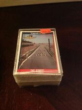 1991 LEGENDS OF INDY RACE CAR COLLECTOR CARD SET 100 cards Sealed