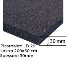 RIVESTIMENTO INTERNO PLASTOZOTE LD29  SPESSORE 30MM FOGLIO 200X50 CM